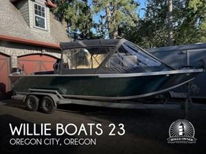 2004 Willie Boats Raptor 23