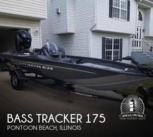 2021 Bass Tracker Pro Team 175 TF