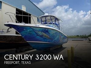 2002 Century 3200 WA
