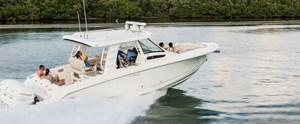 2022 Boston Whaler 350EX REALM TR-300XLV8 JPO WFU