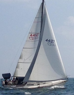 1976 C&C 30 Mark I