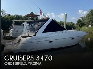 2003 Cruisers Yachts 3470