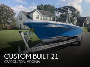2020 Custom Built 21