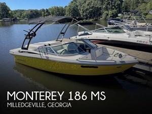 2014 Monterey 186 MS