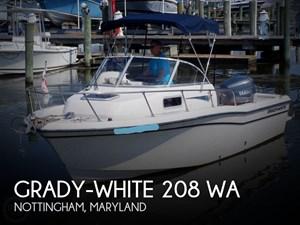2001 Grady-White 208 WA