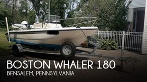 1999 Boston Whaler Dauntless 180