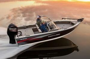 2014 Crestliner 1750 Fish Hawk WT