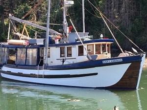 1962 Trawler Classic