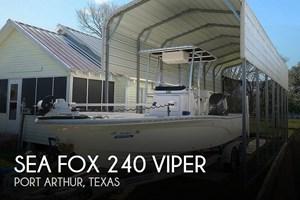 2014 Sea Fox 240 Viper