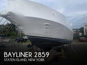 1996 Bayliner 2859 Cierra Express