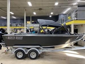 2021 North River 21' Seahawk OB