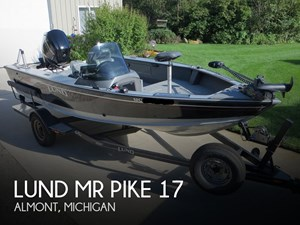 2003 Lund Mr Pike 17