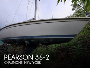 1986 Pearson 36-2