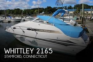 2007 Whittley 2165