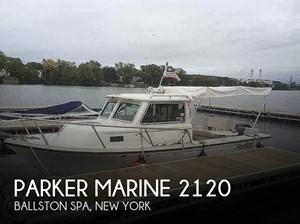 2014 Parker 2120sc