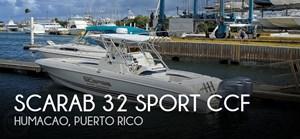 2002 Scarab 32 Sport CCF
