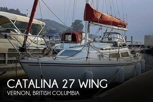 1988 Catalina 27 Wing