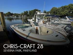 2004 Chris-Craft 28 Launch w/ Heritage Package