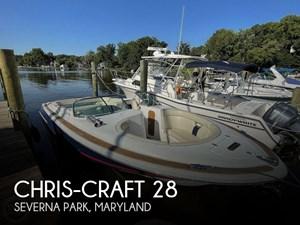 2004 Chris-Craft 28 Launch