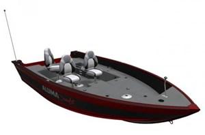 2022 Alumacraft Competitor 185 Tiller