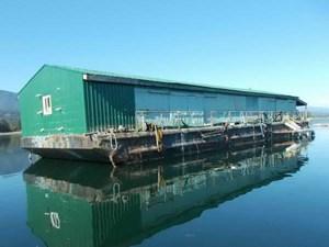 1943 Barge Work Barge