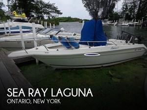 1991 Sea Ray Laguna 17