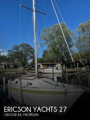 1976 Ericson Yachts 27