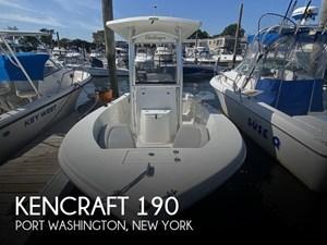 2018 Kencraft Challenger 190