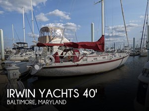 1982 Irwin Yachts Mark II Citation