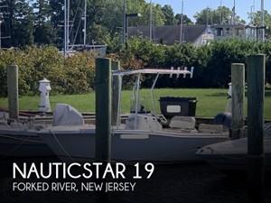 2017 NauticStar Offshore 19XS