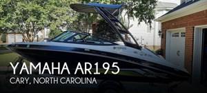 2017 Yamaha AR195
