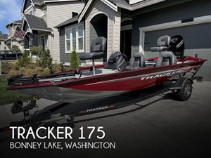 2021 Tracker Pro Team 175 TXW TE