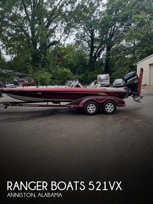 2004 Ranger 521VX