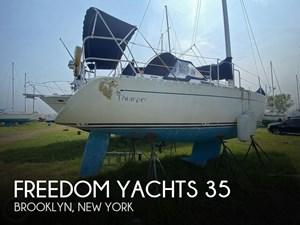 1999 Freedom Yachts 35