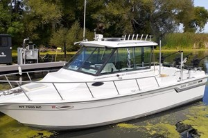 1993 Baha Cruisers 251 FISHERMAN