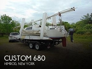 2007 Custom Trailer Tri 680