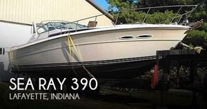 1989 Sea Ray 390