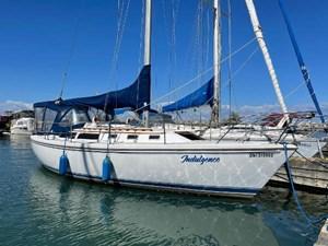 1986 Catalina 340