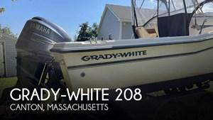 1998 Grady-White Adventure 208