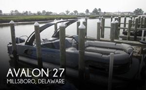 2020 Avalon Excalibur Elite Windshield 27