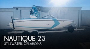 2020 Nautique Super Air G23