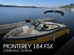 2013 Monterey 184 FSX