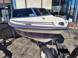 1985 GREW 150 - V hull - 2003 M25 HP