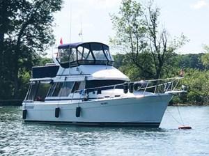1986 Bayliner 3270 Motoryacht