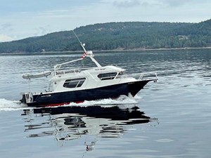 2004 Custom 38' Ocean Extreme