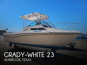 1987 Grady-White 23 Gulf Stream