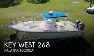2006 Key West 268 Bluewater