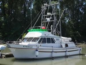 1989 Trawler Ex-Gillnetter