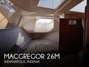 2012 MacGregor 26M