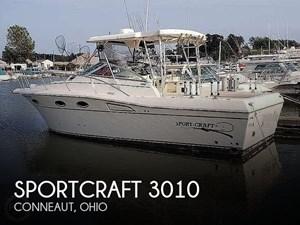 2001 Sportcraft 3010 Express